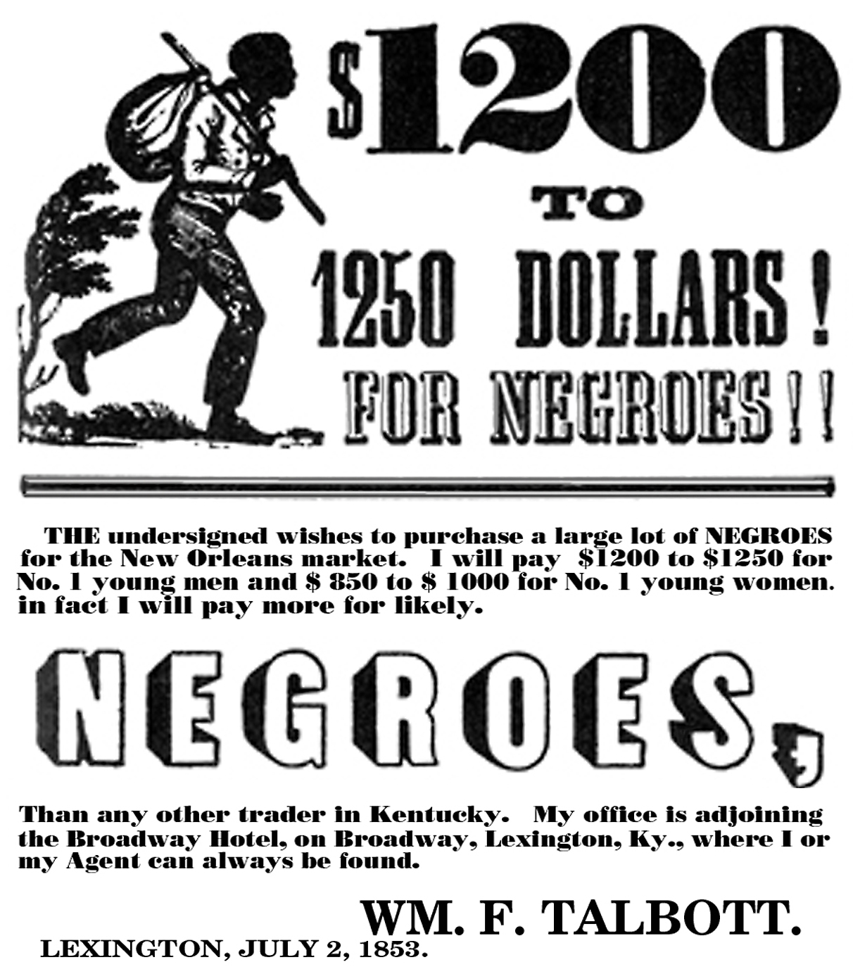 *NegroesForSale-Poster
